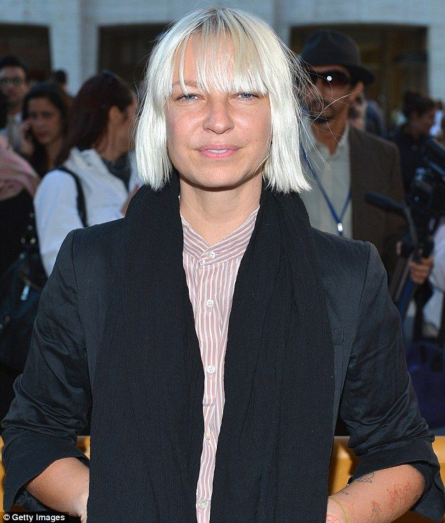 Sia furler reveals she contemplated suicide music industry now retuning to the scene after working exclusively as a songwriter sia is set to release her sixth studio album 1000 forms of fear in june this year aloadofball Choice Image