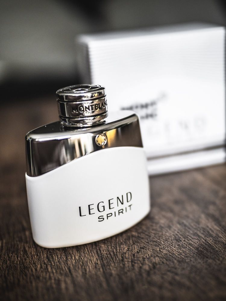 Discover A Breathtakingly Fresh Woody Aromatic Territory Mont Blanc Legend Spirit This Cool And Confident Scent Blends Perfume Men Perfume After Shave Balm