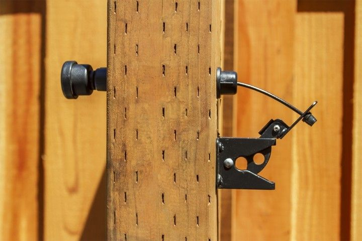 Tiny Double Gate Thumb Latch Gates Gate Latch Wood