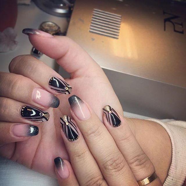 @blackstarnails #pronails #nailsoftheweek #nailstyle #nails2inspire #beautycare #beautifulnailsart #nailart #nailstagram #nailartaddict #nailsmagazine #nailstoinspire #nailsporn #styleineurope #europestyle #europenails #bahrainnails #dubainails #lebanonnails