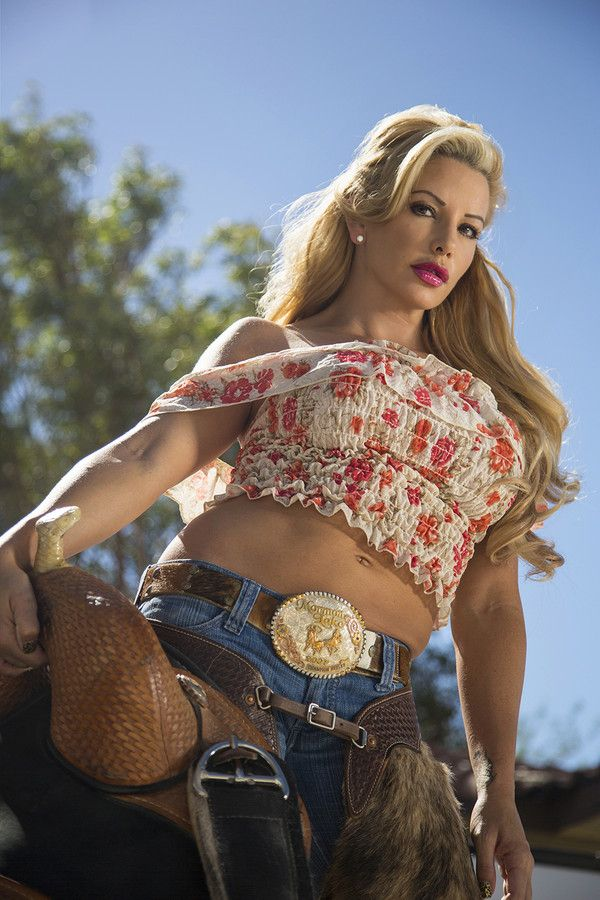 Sexy girls saddle
