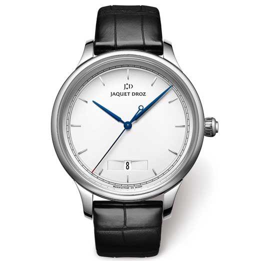 Jaquet Droz - Grande Heure Minute Quantième | New watches | WorldTempus