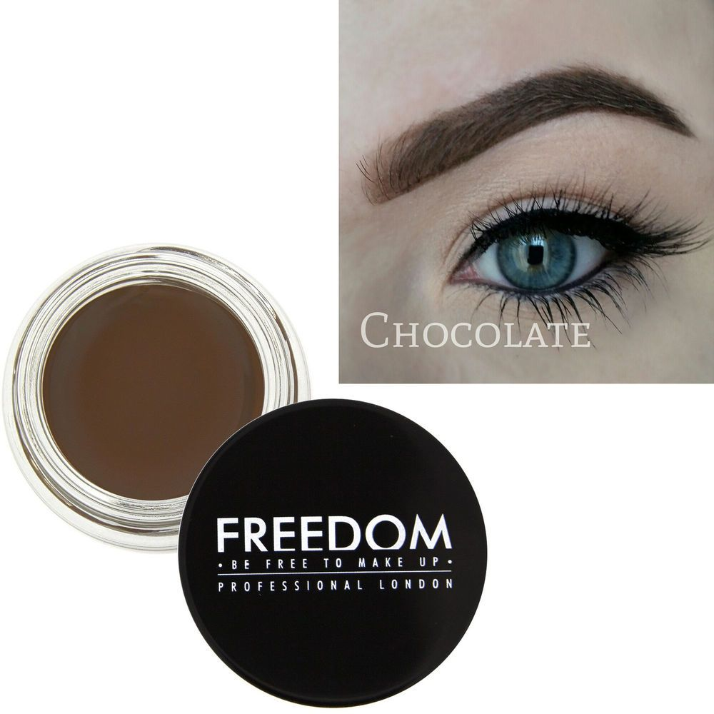 Freedom Makeup Eyebrow Definition Gel Hd Brows Pro Brow Pomade