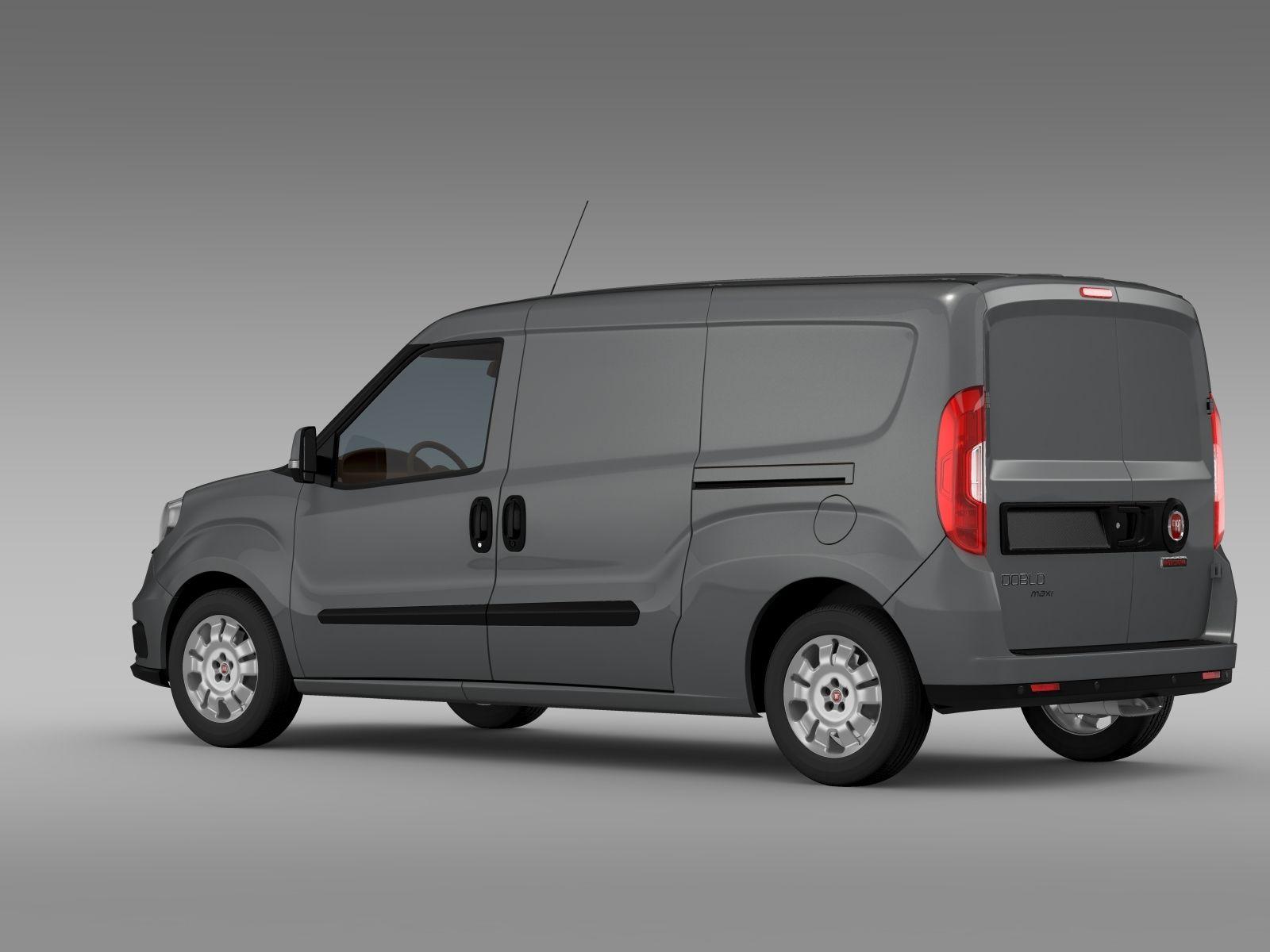Fiat Doblo Cargo Maxi 263 2015 With Images Fiat Doblo Fiat Cargo