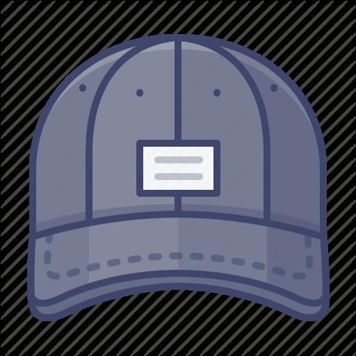 Baseball Cap Fashion Hat Icon Download On Iconfinder Baseball Caps Fashion Icon Premium Fashion