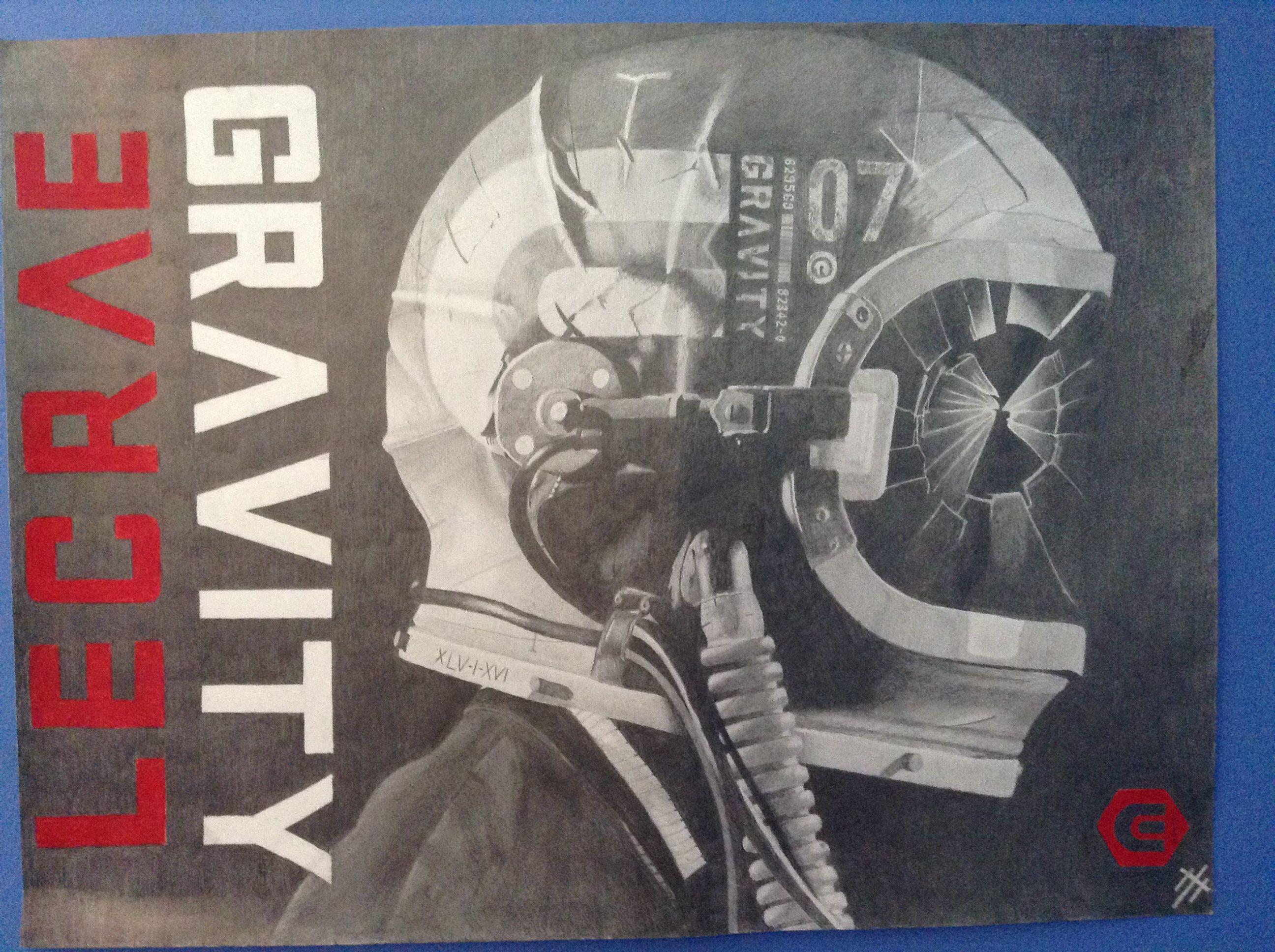 My drawing of Lecrae's Gravity album cover | Lecrae, My ...