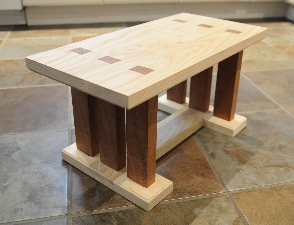 Stepper+stool+by+sirmakesalot. | Sillas y Mesas | Pinterest ...