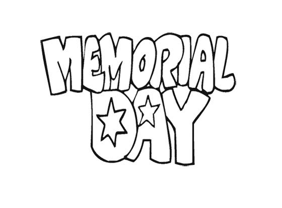 Memorial Day Coloring Pages To Print For Kids | Kids Coloring Pages ...