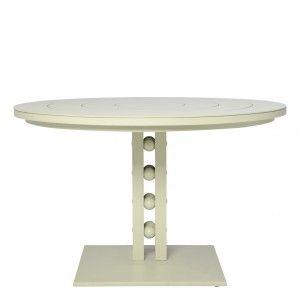 ARTEMIS DINING TABLE ROUND 121