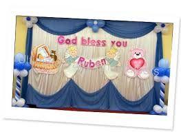 Image result for baptism stage decoration | Baby's baptism ...
