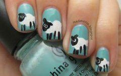 Easy Animal Nail Art Go Pretty Pinterest Animal Nail Art And
