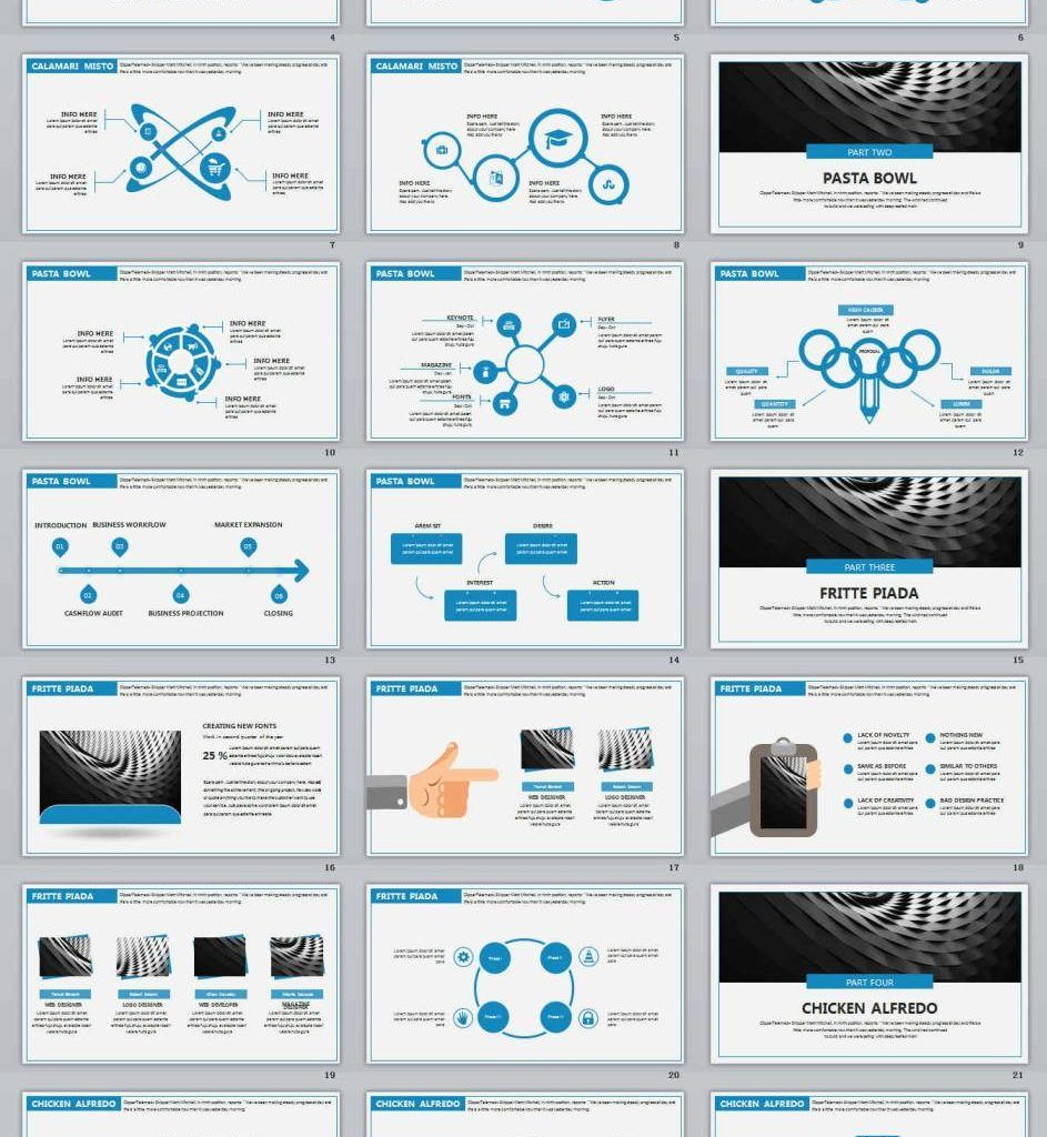 Powerpoint Template Professional from i.pinimg.com