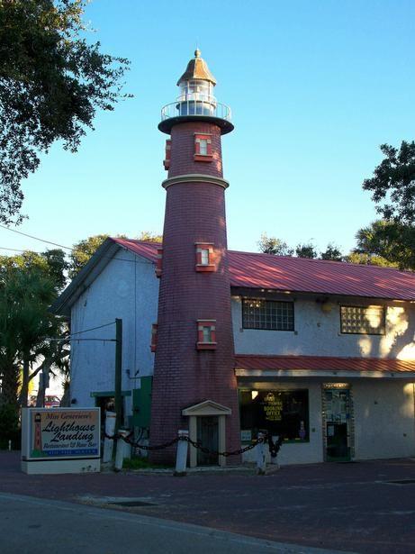 Lighthouse Landing Restaurant Port Orange Fl Traveling