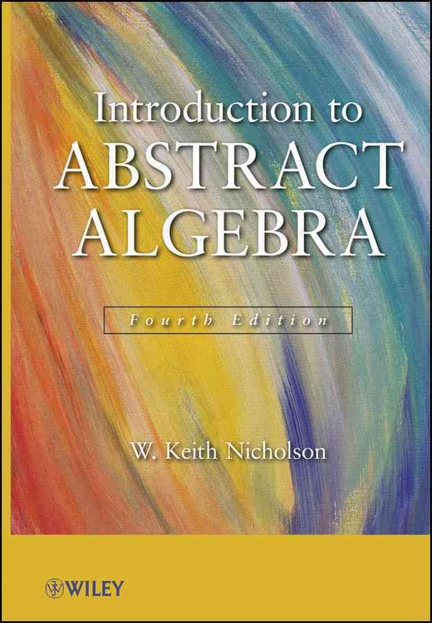 A first course in abstract algebra edition 7 by john b fraleigh a first course in abstract algebra edition 7 by john b fraleigh download mathematics pinterest algebra fandeluxe Gallery