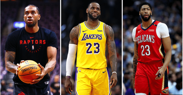 Lakers Rumors Los Angeles Is Strong Possibility For Kawhi Leonard In Free Agency With Images Nba Trades Ufc Boxing Best Nba Players