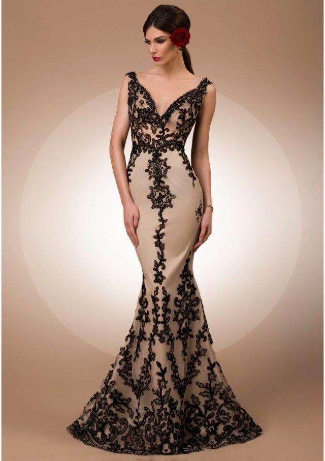 Donde comprar vestidos noche baratos