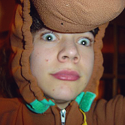 You know your attractive when... You still look super sexy in a scooby doo costume.