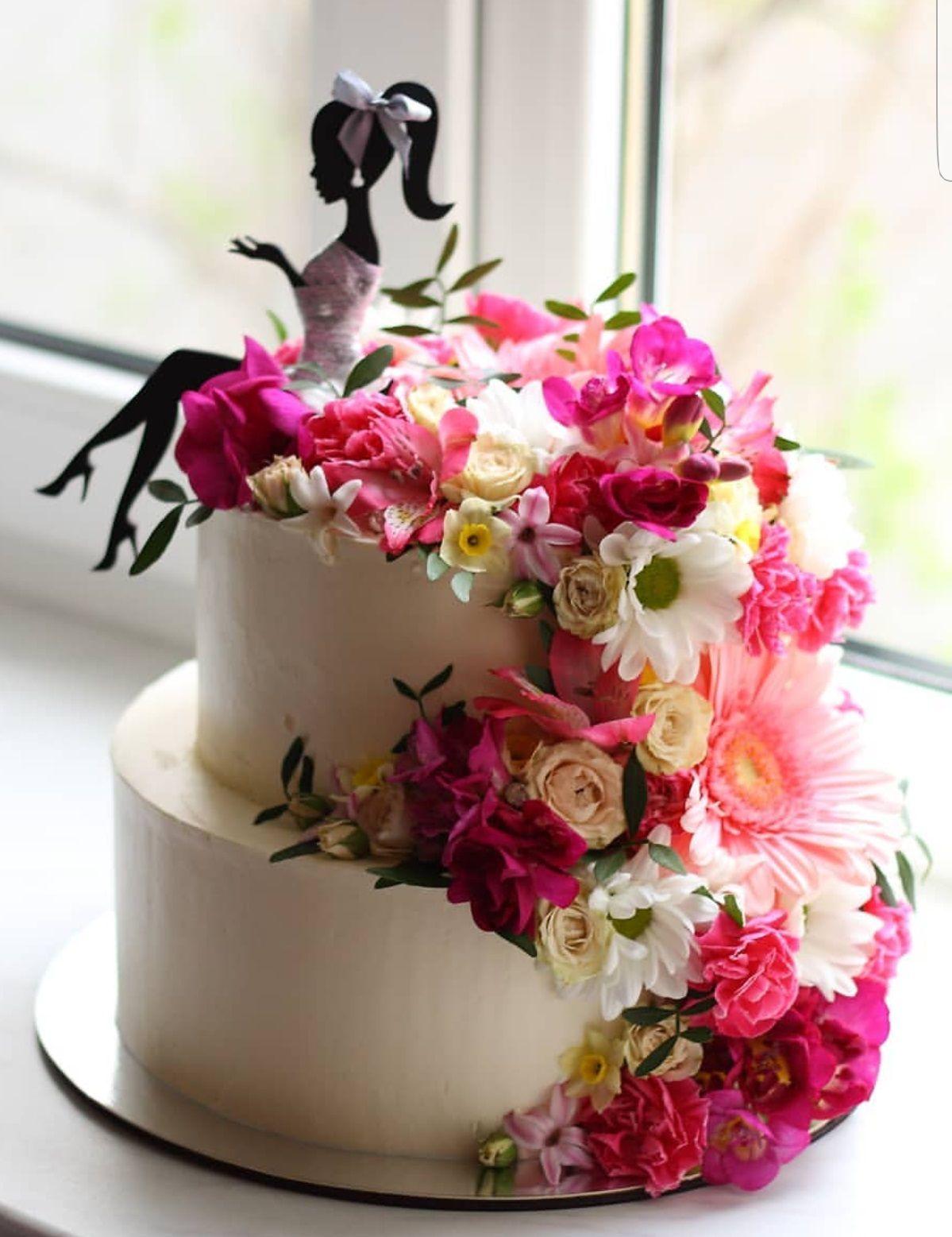 растение, которое цветочный торт картинки появляется