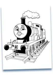 Thomas Friends Printables Pbs Kids Thomas And Friends Coloring Pages Train Coloring Pages