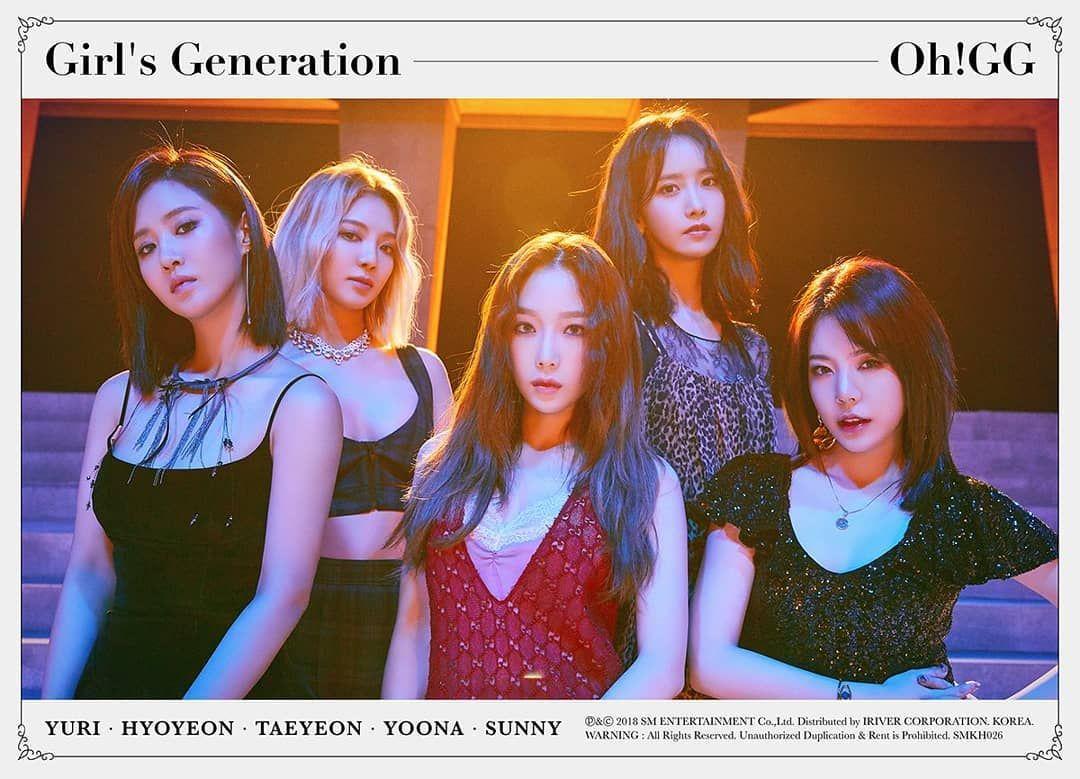 Kết quả hình ảnh cho Girls' Generation-Oh!GG