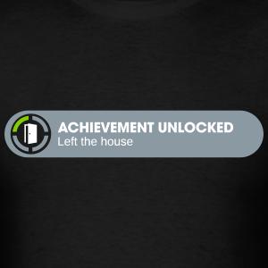 Achievement Unlocked T Shirt Djb Designs Gamer T Shirt T Shirt Mens Tshirts