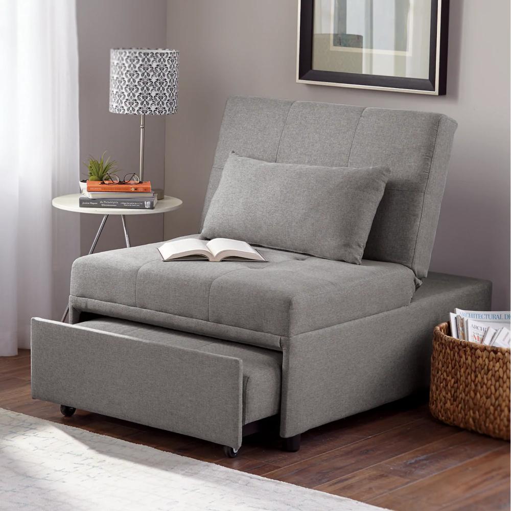 Cali Convertible Chair in 2020   Convertible furniture ...