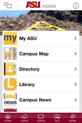 Asu Edu Is Now Everywhere You Are Download In The App Store Now Arizona State University Arizona State Arizona