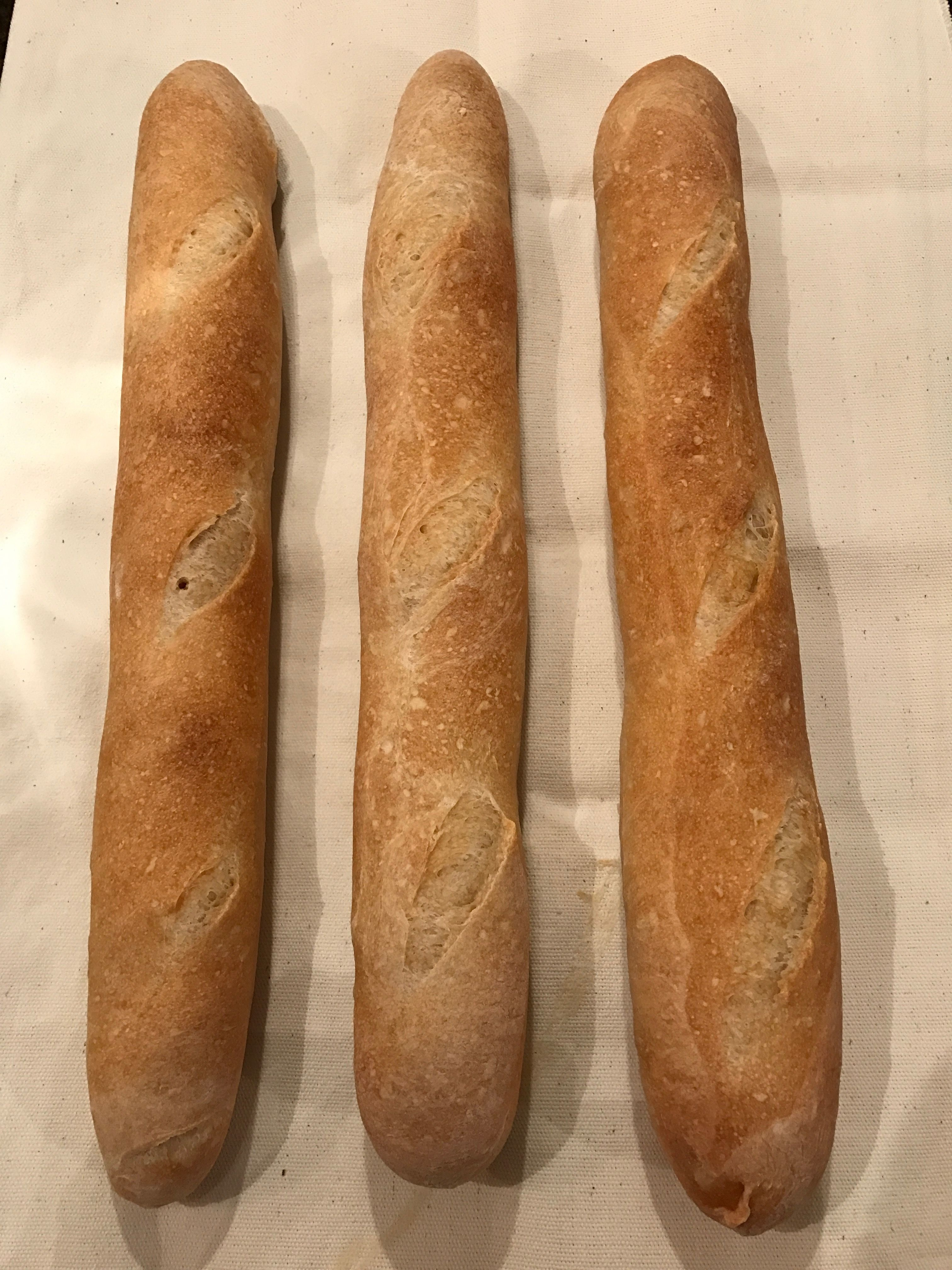 Friday Baguettes!!