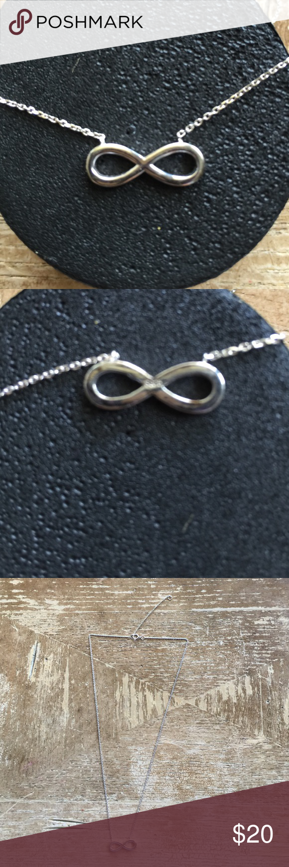 Necklace Sterling silver solid 925❤️ Necklace Sterling silver solid 925❤️ Jewelry Necklaces
