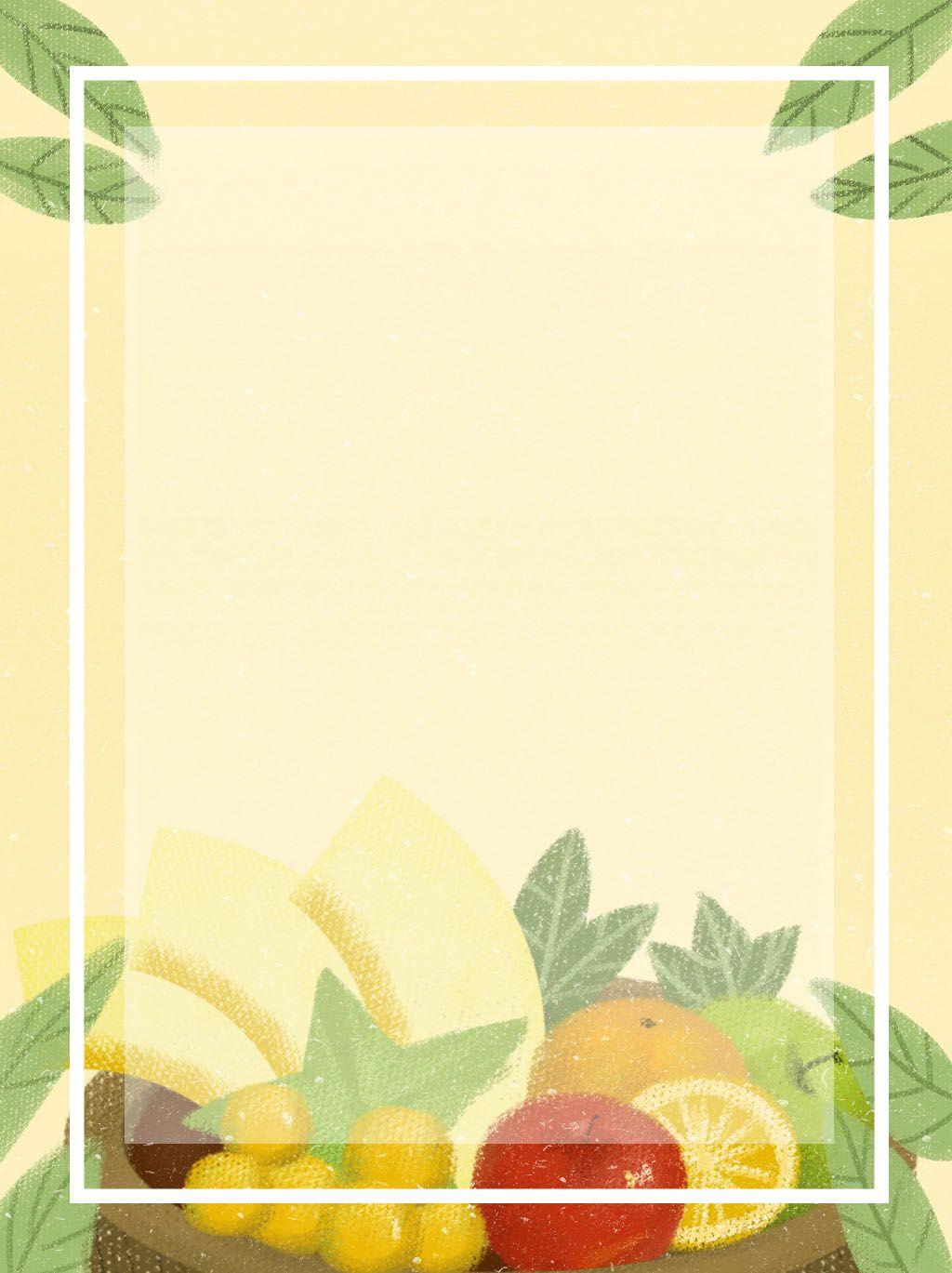 الفاكهة سلة خلفية Fondos De Frutas Fondo De Verduras Frutas Y Verduras Fotos