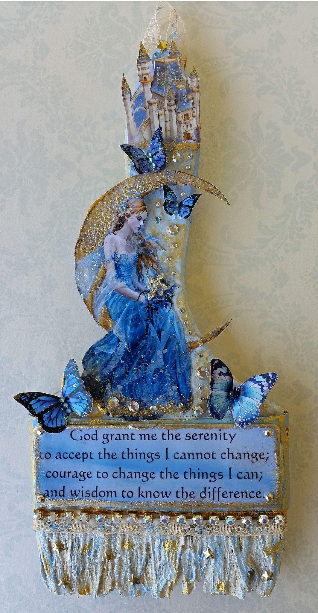 """Serenity Prayer"" Altered Paintbrush for Naomi   Flickr - Photo Sharing!"