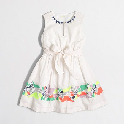 844f8e2b346 J.Crew+Factory+-+Factory+girls +embroidered+butterfly+dress
