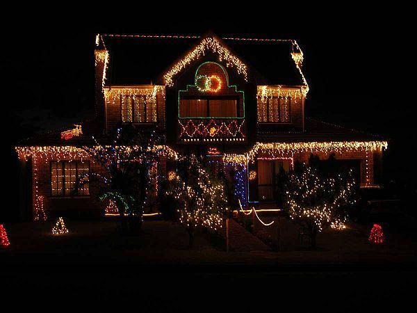 Decorating Front Yard Landscaping Images Outdoor Xmas Decorations - christmas decorations for outside