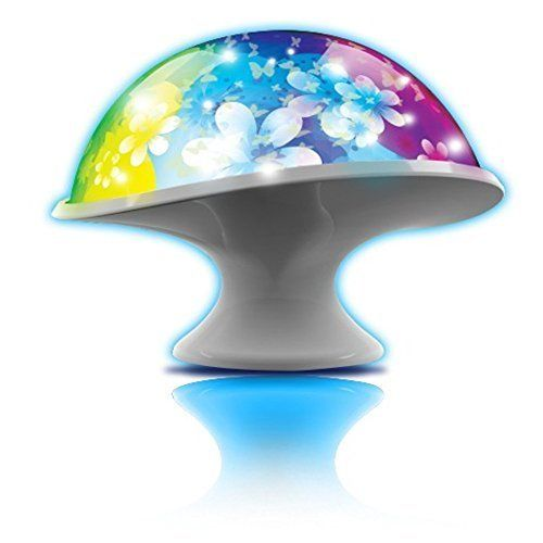 dumel moonlight mushroom multicolored table desk lamp night light kids bedroom dumel http://www