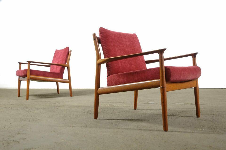 Grete Jalk Svend Age Eriksen Sessel Easy Chair Teak 60er Vintage In Mitte Hamburg Hammerbrook Ebay Kleinanzeigen In 2020 Sessel Ebay