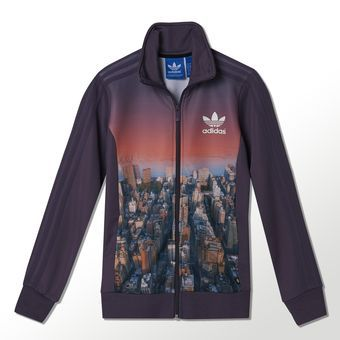 Adidas O. New York Europa | Autumn Wear | Adidas, Chaquetas
