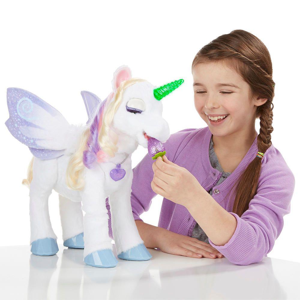 Furreal Friends Starlily My Magical Unicorn Fur Real Friends Unicorn Stuffed Animal Unicorn Toys