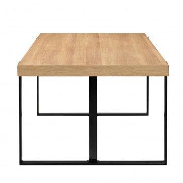 29daa70da72d en.casa ® Elegantný jedálenský stôl