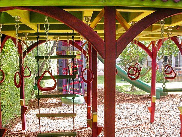 Barbara Butler-Extraordinary Play Structures for Kids -Fort Tuckaway