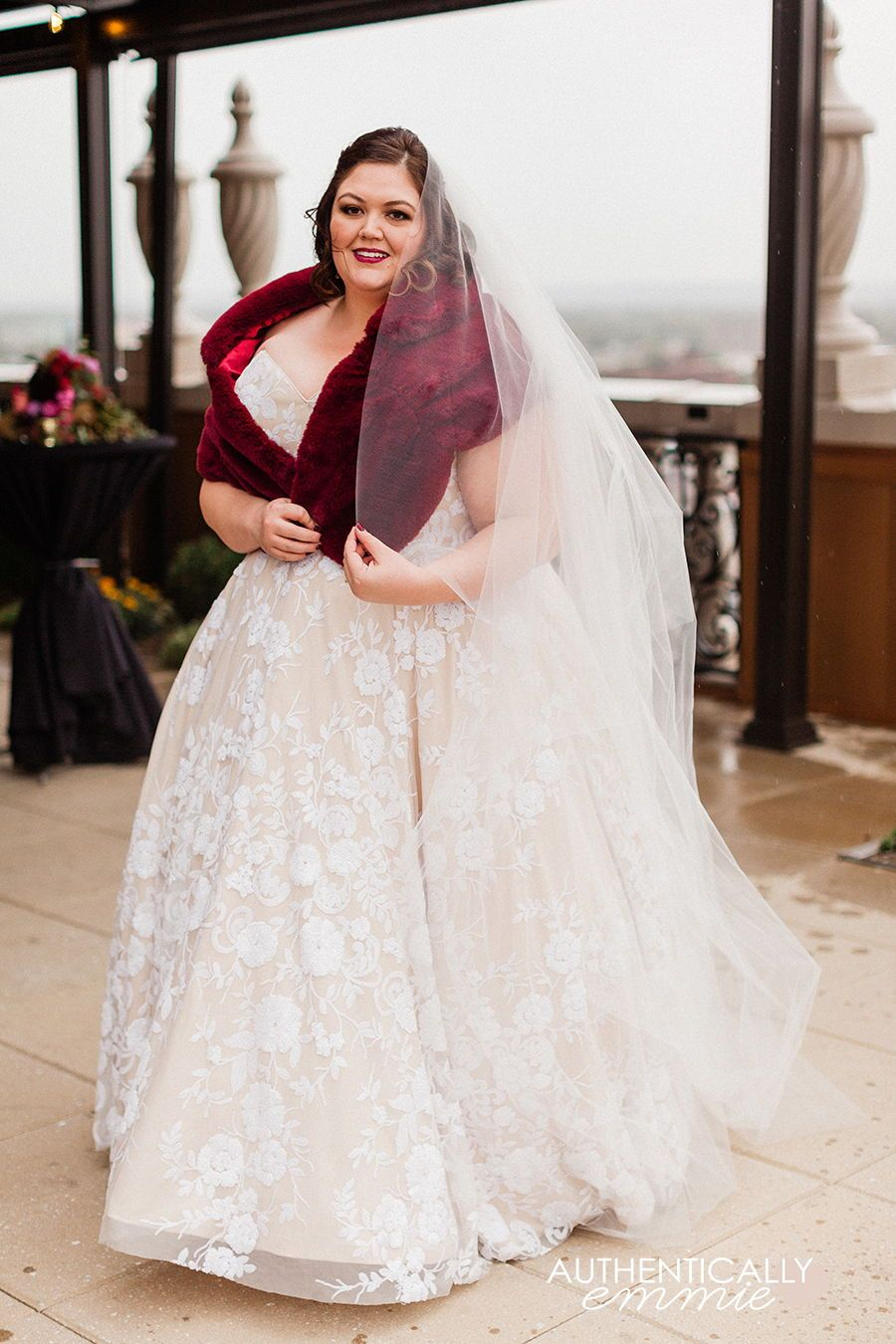 Our Intimate And Elegant Kentucky Wedding Plus Size Wedding Wedding Dresses Plus Size Fashion [ 1350 x 900 Pixel ]