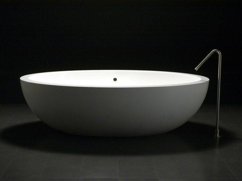 Vasca Da Bagno Novellini Divina : I fiumi vasca da bagno by boffi design claudio silvestrin bagno