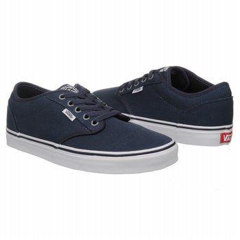 92d0e92eaa Vans Atwood Shoes (Navy White) - Men s Shoes - 7.0 M