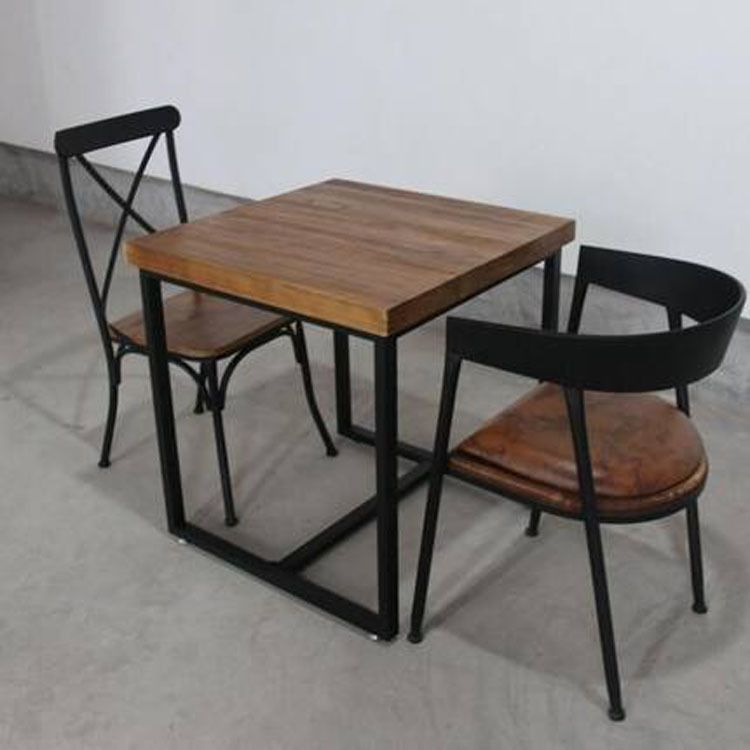 american country wrought iron vintage desk. Dining Table, Iron, Mexicans, Room, Dinning Table Set, Room Diner Steel American Country Wrought Iron Vintage Desk
