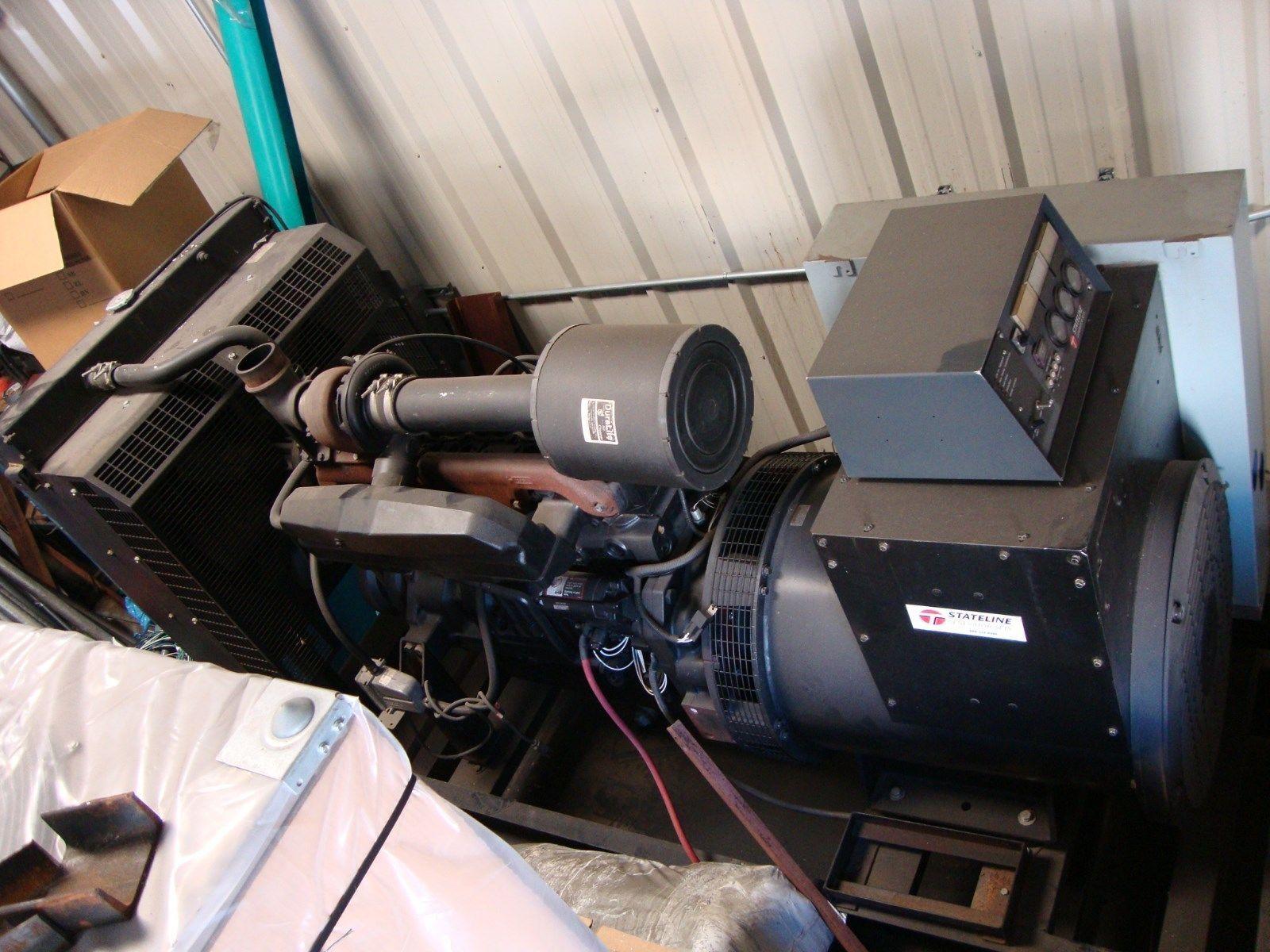 Diesel Power Generator 200KW 250 KVA