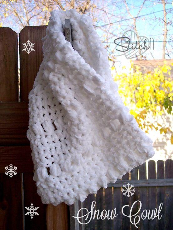 Pin de Holly Koster en Crochet - scarves | Pinterest | Mantas para ...