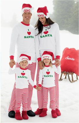 7 Awesome Christmas jammies for the whole family #amwriting ...