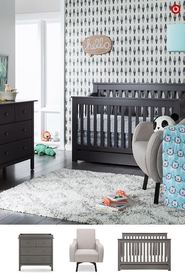 A Touch Of Mod And Whole Lot Cute The Sabrina Soto Leo Crib Bedding Set Will Look Great In Nursery Playful Lions Pop