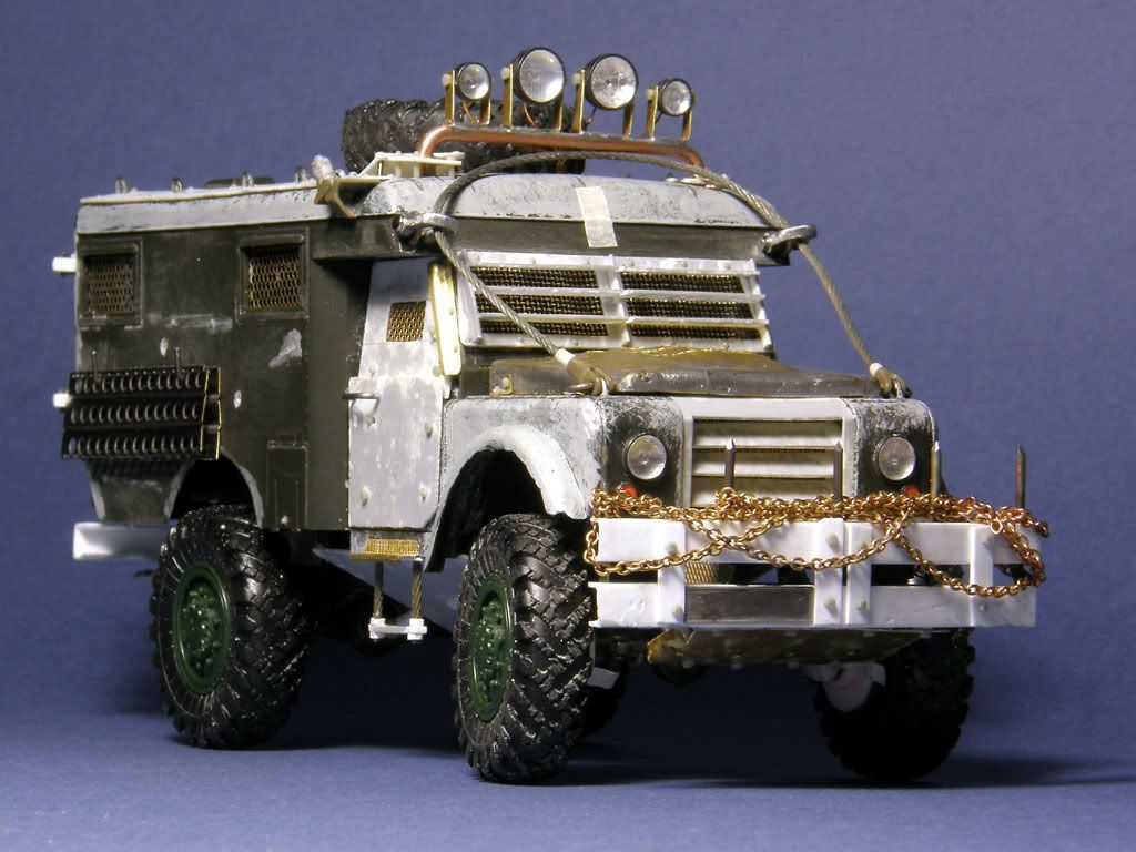 Constructive Comments Discussion Group Land Rover Hothead Mail 2033 Tamiya 1 35 Land Rover Tamiya Rat Rods Truck