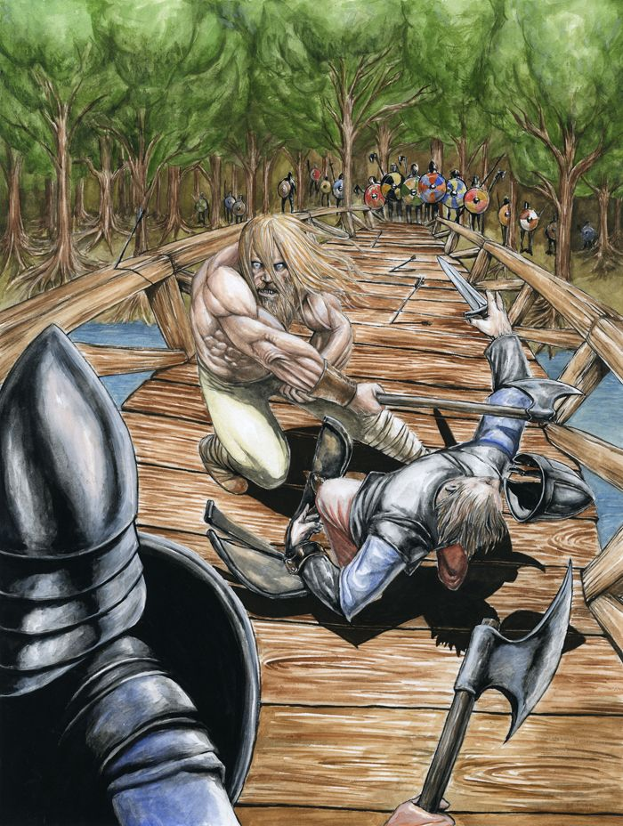 Battle Of Stamford Bridge Took Place At The Village Of