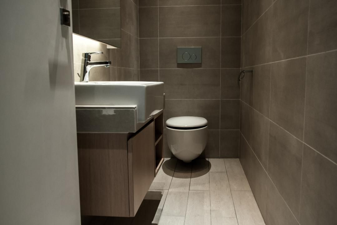 Check out this Minimalistic-style Landed Bathroom and ...